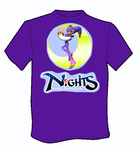 NiGHTS into T-shirts by Anthro7
