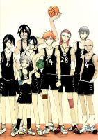 Bleach basketball by ABping by BleachCreations