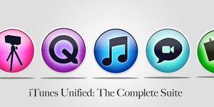iTunes Unified 2.1.1 by theo-cupent42