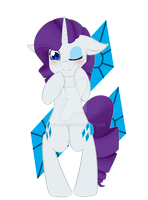 Standing Cuties - Rarity [Example] by FuyonaSoul