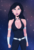 Donna Troy by sowlish
