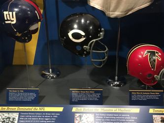 Early Football Helmets by Midway2009