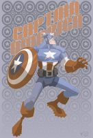 Townsend CAPTAIN AMERICA by TimTownsend