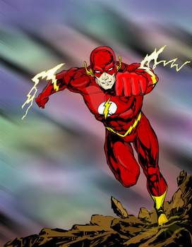 The Flash by The-Great-Radio
