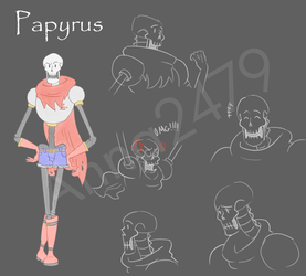 Papyrus references by Anna2479