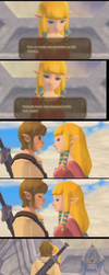 SPOILERS Zelink how the festival ends by cutegirlmayra