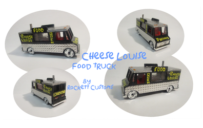 Cheese Louise food truck by VonDude