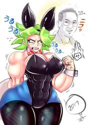 broly-chan! by ONATaRT