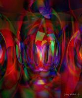 Rainbows in the Bubble Chamber by CosmoWonderly