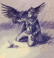 Winter is coming by Ines92