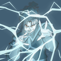 S4 Finale Azula by kamidoodles
