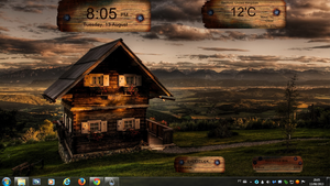 House Country Rogers1967 Rainmeter by Rogers1967