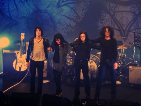 The Dead Weather 2 by Wordbob