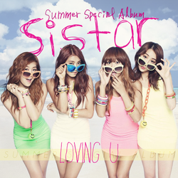 Sistar - Loving U by strdusts