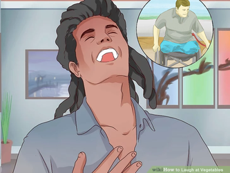How to Laugh at Vegetables by WikihowRejects
