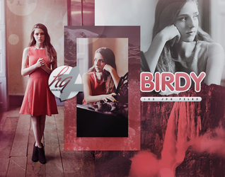 Photopack 875 // Birdy by HQSource