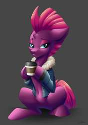 Tempest Shadow by Faline-art