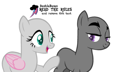 MLP Base: She is high af by KIngBases