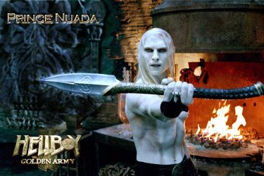 Prince Nuada Wallpaper By Linz5460 On Deviantart