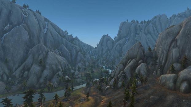 Highmountain by Kreskell