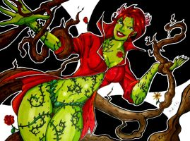 Poison Ivy Colors (Final) by MikeES