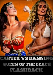 QUEEN OF THE BEACH FLASHBACK- DANNING VS CARTER by Free---Fall