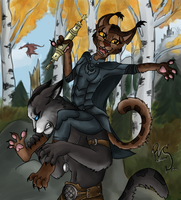 To Elsweyr! by RainbowSpine