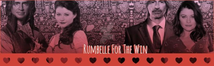 Rumbelle For The Win- February