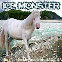 Ice Monster by MagsHemmings132296