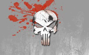 Bloody Punisher by jride83