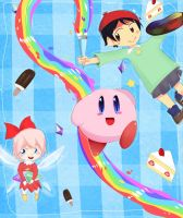 Kirby 64 The Crystal Shards by under--9000