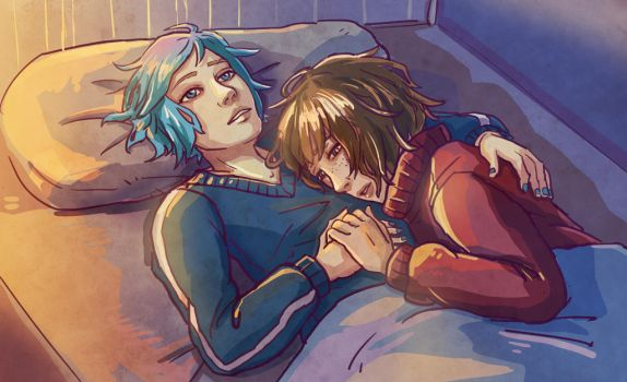 LiS (All Wounds) - Rest by Destiny-Smasher