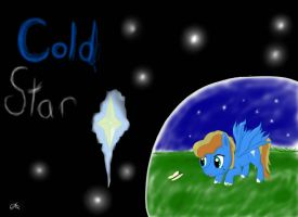 Cold Star (OC-Request) by TheCrimsonCanvas