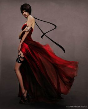Ada Wong - Resident Evil 4 by SiriCC