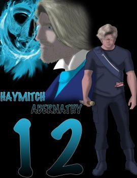 Hunger Games: Young Haymitch by 4neodesigns