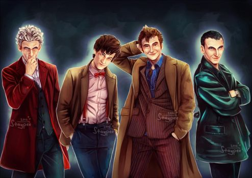 The Doctors by staypee