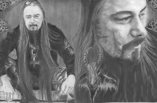 Quorthon by DianaBathory