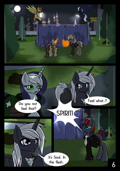 Tangible Darkness - Page 6 by Pony-Spiz