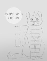 pride chibi // your character here by pumpkabooo
