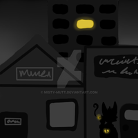 Lights will guide you home by Misty-Mutt