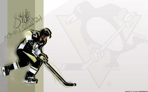Sidney Crosby-Pittsburgh Pens by lilc09