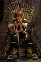 Heir to the Iron Throne by behindinfinity