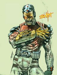 Deadshot by scabrouspencil