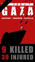 Freedom Flotilla by SoberHigh