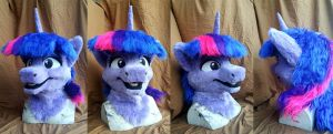 Twilight Costume Head by SpainFischer