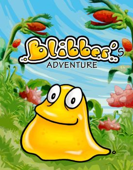 blibbers adventure cover by Serah-Farron