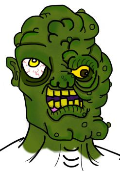 toxie by mikeydoy