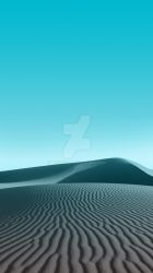 Sand Hill Wallpaper iPhone 6S Plus by lirking20