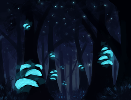 Brush Test by Dogquest