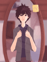 Hiro by muttonfudge